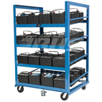 BHS Automotive Battery Rack (BS-ABR)