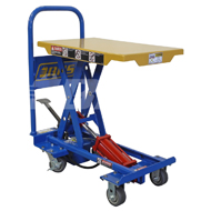 BHS Manual Mobile Lift Table (MMLT)