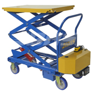 BHS Powered Mobile Lift Table (PMLT)