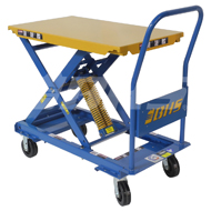 BHS Self-Leveling Mobile Lift Table (SMLT)